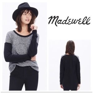 Madewell • chronicle texture pullover sweater
